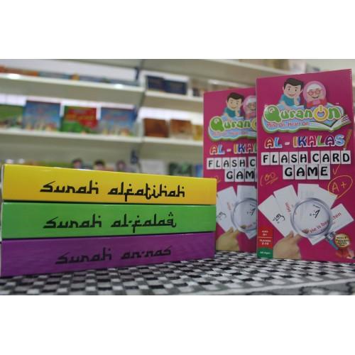 Al-Falaq Quran On Flash Card Game | Dakwah Corner Bookstore