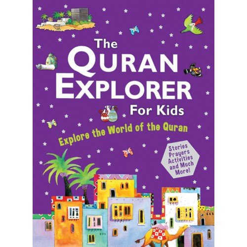 The Quran Explorer for Kids (P/B)